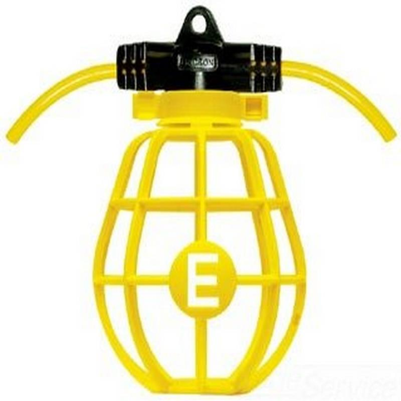Construction Site String Lights: Ericson Manufacturing Co 94132 100 142 String Lights